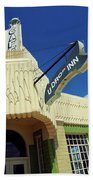 Route 66 - Conoco Tower Station Bath Towel