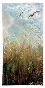 #1005 Golden Rays Bath Towel