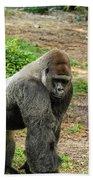 10899 Gorilla Bath Towel