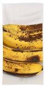 Banana Ripening Sequence Bath Towel