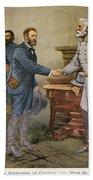 Lees Surrender 1865 Bath Towel