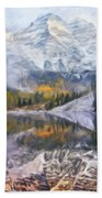 A Landscape Nature Bath Towel