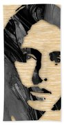 Joan Baez Collection Bath Towel