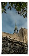 Le Mont Saint Michel Bath Towel