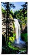 Salt Creek Falls Bath Towel