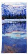 Landscape Paintings Nature Bath Towel
