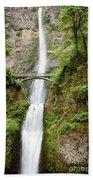 1416 Multnomah Falls Bath Towel