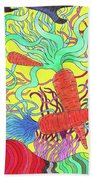 147 - Carrot Canyon Bath Towel