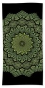 15 Symmetry Celery Bulb Bath Towel