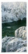Nature Landscape Paintings Bath Towel