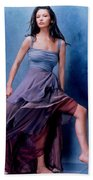 1576 Celebrity Catherine Zeta Jones  Bath Towel