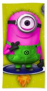 Minions Collection Bath Towel