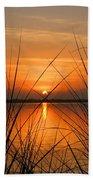 Sunrise / Sunset / Indian River Hand Towel