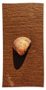 Beach Shell Hand Towel
