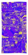 1743 Abstract Thought Bath Towel