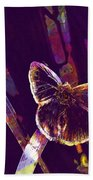 Insect Nature Live  Bath Towel
