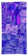 1848 Abstract Thought Bath Towel
