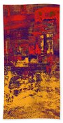 1872 Abstract Thought Bath Towel
