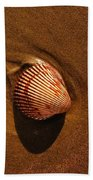Beach Shell Bath Towel