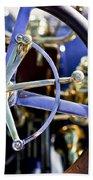 1910 Pope Hartford T Steering Wheel Bath Towel