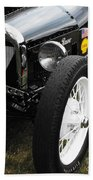 1920-1930 Ford Racer Bath Towel