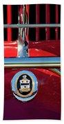 1930 Cord L29 Phaeton Emblem Bath Towel
