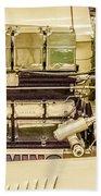 1931 Cummins Diesel Special Bath Towel