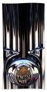1932 Packard 12 Convertible Victoria Emblem Bath Towel