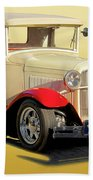 1934 Ford '49'er' Pickup Bath Towel