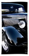 1934 Ford Coupe Bath Towel