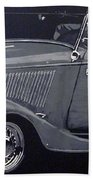 1934 Ford Roadster Bath Towel