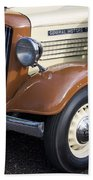 1936 Gmc Pickup Truck 1 Bath Towel