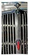 1936 Oldsmobile Grille Bath Towel