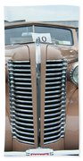 1938 Buick 2087 Bath Towel