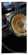 1947 Buick Eight Super Steering Wheel Bath Towel