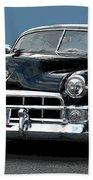 1948 Cadillac Fastback Bath Towel