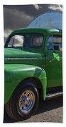 1951 Ford Truck Bath Towel