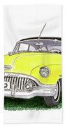 1952 Buick Special Bath Towel