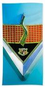 1952 Studebaker Emblem Bath Towel