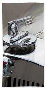 1952 Triumph Renown Limosine Radiator Cap Bath Towel