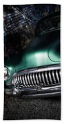 1953 Buick Roadmaster Bath Towel