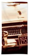 1955 Ford Fairlane Bath Towel