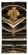 1955 Packard Hood Ornament Emblem Bath Towel