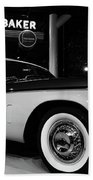 1955 Studebaker President Speedster Bath Towel