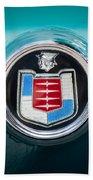 1956 Mercury Monterey Emblem Bath Towel