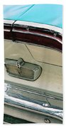1958 Edsel Pacer Tail Light Hand Towel