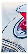 1963 Mercury Meteor Taillight Emblem Hand Towel