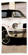 1964 Ford Mustang Bath Towel