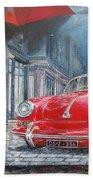 1964 Porsche 356 Coupe Bath Towel