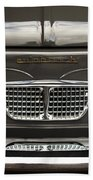 1967 Autobianchini Special Italy Grille Bath Towel